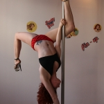 Luha's Pole Pose butterfly